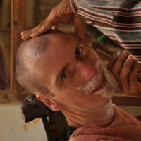 Услуги индийского парикмахера :: Любовь Диас Валдес