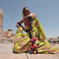 невероятная Индия :: Любовь Диас Валдес