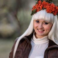украшение осени :: Юлия Макарова