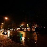 Город засыпает :: Сергей Журов