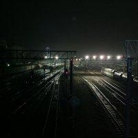 Железная дорога :: Сергей Журов