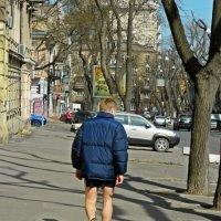 видать, не вовремя муж явился... :: Александр Корчемный