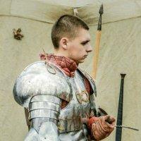 Современный рыцарь :: Роман Кожемяко