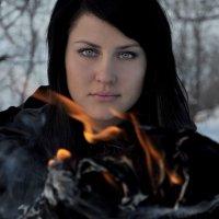 Огонь :: Лариса Кизилова