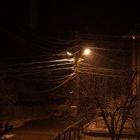 Ночь, улица, фонарь... :: Елена Миронова