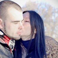 Ольга и Виталик :: Эдуард Монахов