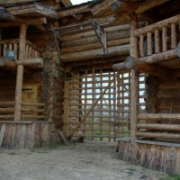 деревянная архитектура :: Olga Sergeeva