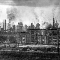 Город тысячи дымов :: Роман Лысов