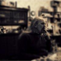 Диалог или двойной портрет в интерьере :: Станислав Лебединский