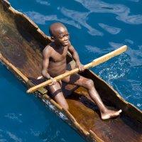 Мальчик с веслом :: Юрий Казарин