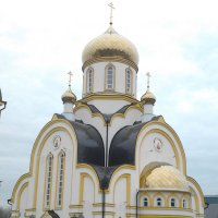 Золотые купала Курска :: Андрей Тер-Саркисов