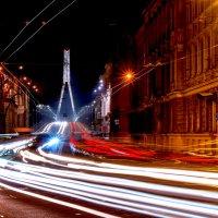 Ночные штрихи. :: Lidija Abeltinja