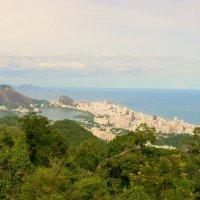 Панорама Рио :: Роман Раевский
