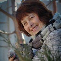 Весеннее настроение :: Ирина Ицкова