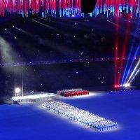 Сочи-2014..Паралимпийский Свет нарастает... :: Леонид Нестерюк