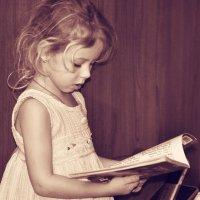 И происходят в доме перемены- ребёнок учится читать! :: Ирина Данилова