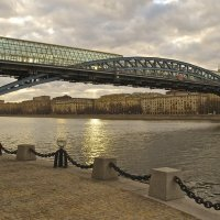 Андреевский мост :: Miha Шохин