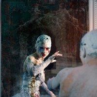 В зеркале :: Александр Шахмин