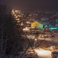 Дачный поселок спит :: Антон Бояркеев