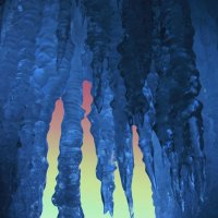 взгляд из ледяного грота :: максим константинович козлов