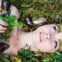 Лесная нимфа :: Olga Tarasenko