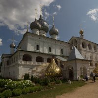 Еще старые купола :: serg Fedorov