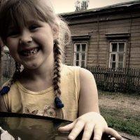старый  дом :: Дмитрий Потапов