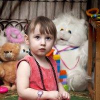 Сонька-модница :: Денис Мясников
