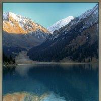 Большое Алматинское озеро :: Игорь Лариков