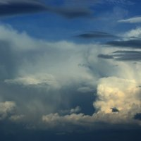облака 4 :: Олег Петрушин
