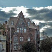 Сказочный дом :: Екатерина Рябинина
