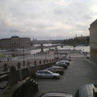 Стокгольм. Набережная. 2012г. :: Мила