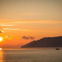 Закат на Байкале :: Tema NAS