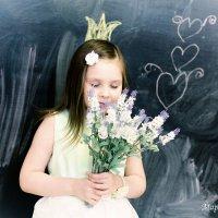 Маленькая принцесса :: Марина Щуцких