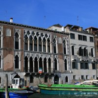 фасады Венеции. :: Лидия кутузова