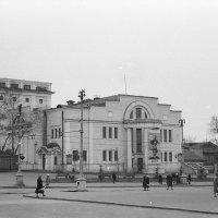 Театр Красный факел. 1958 :: Олег Афанасьевич Сергеев