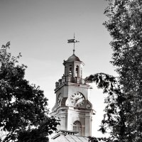 Бъют часы на старой башне :: Дмитрий Саныч