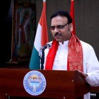 Посол Индии :: Bekturgan Kalybek