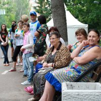 сидят девченки... :: Виктория Фомина