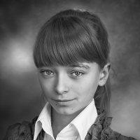 Портрет школьницы :: Анна Хрипачева