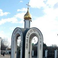 Свято-Данилов мужской монастырь :: Владимир Прокофьев