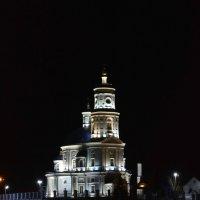 Церковь (п. Тельма) :: Сергей Чубаков