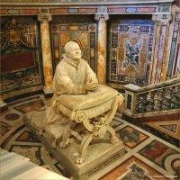 Рим, базилика Санта Мария Маджоре, у священной реликвии :: Татьяна Нестерова