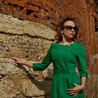 Старые стены :: Александр Поляков