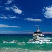 Это – море, Это – берег, Это – мой кораблик белый :: Вячеслав Филиппов