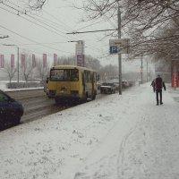 Russian Winter :: Евгений Мезенцев
