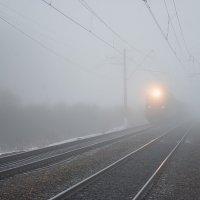 ...из тумана... :: Андрей Гр