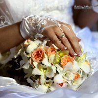 Букет невесты. :: Иван Бобков