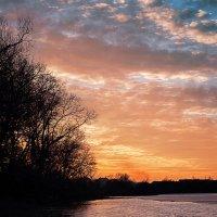 Красоты закатов :: Матвей Коршунов