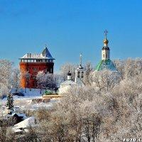 Водонапорная башня. г.Владимир :: Анатолий Борисов